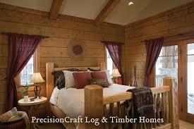 How To Decorate A Log Home Flickriver Photoset U0027bedroom U0026 Bathrooms U0027 By Precisioncraft Log