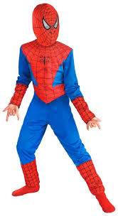 Spiderman Toddler Halloween Costume Amazon Spiderman Classic Size Child 4 6 Discontinued