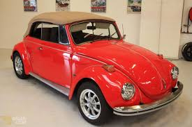red volkswagen beetle classic 1971 volkswagen beetle cabriolet roadster for sale 516