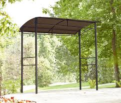 15 X 15 Metal Gazebo by Gazebos Canopies U0026 Pergolas Hardtop Sears