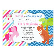unicorn birthday party invitations u0026 announcements zazzle co uk