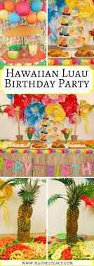 luau birthday party hawaiian luau birthday party jpg