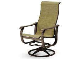 Supreme Furniture Chair Telescope Casual Villa Sling Supreme Swivel Rocker Lounge Chair 5v50