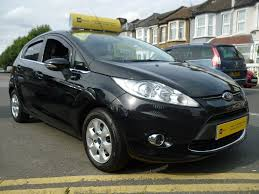 used ford fiesta hatchback 1 6 tdci econetic dpf titanium 5dr in