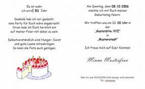 spruch einladung 50 geburtstag sleepwells info - Sprüche Einladung Geburtstag