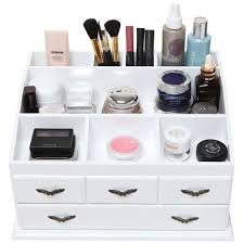 Organizing Makeup Vanity Bathroom Design Fabulous Makeup Storage Box Makeup Caddy