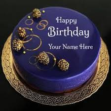 birthday cake online editing option with name photo happy
