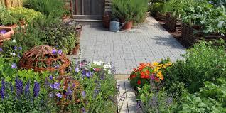 Landscape Flower Garden by Designing Your Front Garden