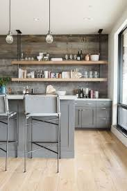 Gray Cabinet Kitchen by Best 20 Wet Bar Cabinets Ideas On Pinterest Bar Areas Wet Bars