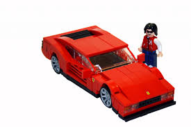 lego ferrari ferrari testarossa by orion pax music labels lego gallery
