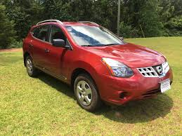 red nissan rogue 2015 nissan rogue select overview cargurus