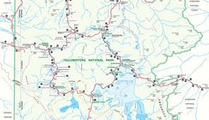 Circuit Of The Americas Map by Download A Yellowstone National Park Map Pdf My Yellowstone Park