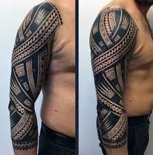 upper arm tribal tattoo tattoo collections