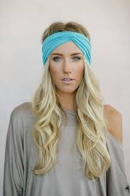 workout headbands turban headbands three bird nest