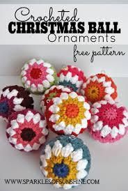 ornaments crochet ornaments diy crochet