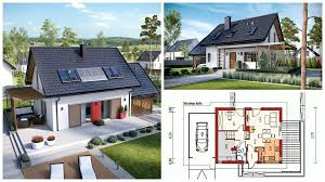 render that shows the most beautiful small house design is render that shows the most beautiful small house design is presented bellow the house is