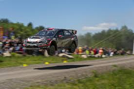 subaru rally subaru rally team usa earns three podiums including a victory on