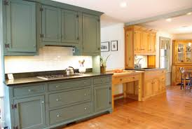 renovate old kitchen cabinets one approach to old house kitchen renovations