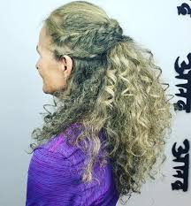 how to curl older women s hair 40 contemporary and stylish long hairstyles for older women