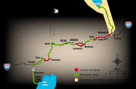 map usa parkway home tahoe pyramid bikeway