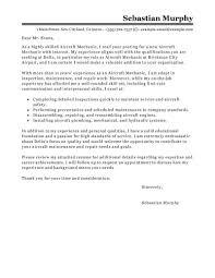 mechanical technician cover letter nanotechnology engineering