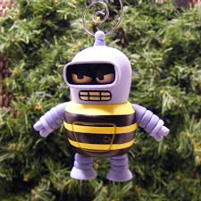 futurama ornaments 28 images items similar to shut up and take