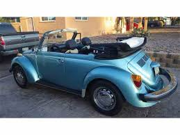 1979 volkswagen beetle for sale on classiccars com 16 available