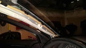 diy diy front u0026 rear dash cam installation 2004 b6 a4 avant