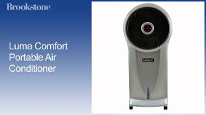 Comfort Air Portable Air Conditioner Luma Comfort Portable Air Conditioner Youtube