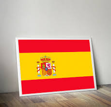 Manitoba Flag Unframed Hd Canvas Print Spain Russia France Brazil Canada America