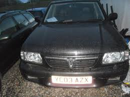 used vauxhall frontera cars for sale motors co uk
