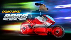 secret agent 00k9 u0027 u2013 take part in this original animated animal
