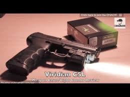 walther ppq laser light virdian c5l weapon light laser combo review youtube