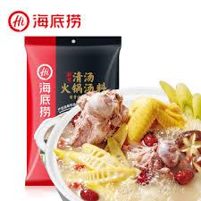 element de cuisine s駱ar馥 海底捞清汤火锅底料110g 价格 品牌 报价 1号店