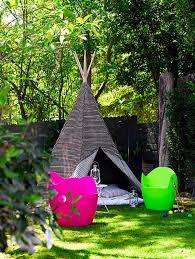 outdoor small house with garden ideas