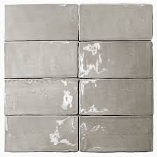 lancaster 3x6 dove polished ceramic tile 620 project pinterest