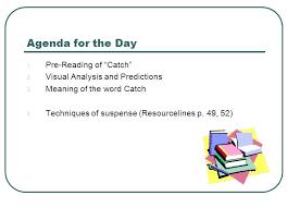 language arts 8 la8u3l1 stories agenda for the