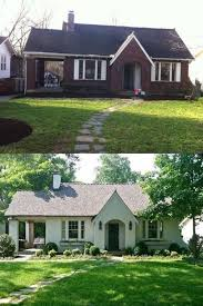 painting exterior brick home exterior color opinions i these