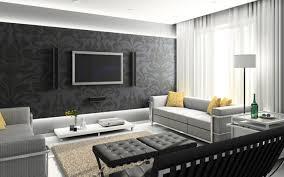 schwarz weiss wohnzimmer wandgestaltung schwarz weiss wohnzimmer bruecke realistisch