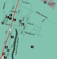 printable map of nevada printable virginia city map three historic nevada cities carson