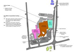 maps parking and directions new milford hospital