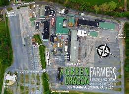 Where Is Holland On The Map Green Dragon Market U0026 Auction Ephrata Pa In Lancaster County