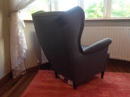 Ikea Strandmon Armchair Ikea Strandmon Wing Chair In Leicester Leicestershire Gumtree