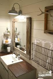 Pinterest Bathroom Mirror Ideas Colors Best 25 Pallet Mirror Frame Ideas On Pinterest Pallet Mirror