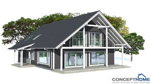 small house plan ch45 home design with affordable building budget