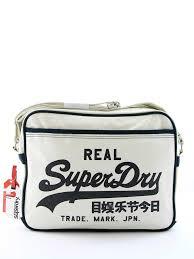 alumni bag superdry alumni messenger bag chalk navy 40 what to wear