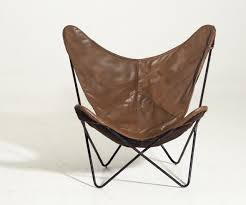 Vintage Leather Chairs For Sale Vintage Leather Bat Lounge Chair For Sale At Pamono