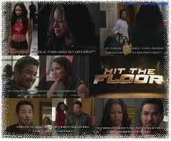 Hit The Floor New Season - hit the floor season 1 creations mz creations