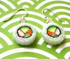 food earrings 542 best polymer clay images on fimo miniature food