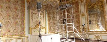 la chambre de la reine versailles chambre reine best re top elevation